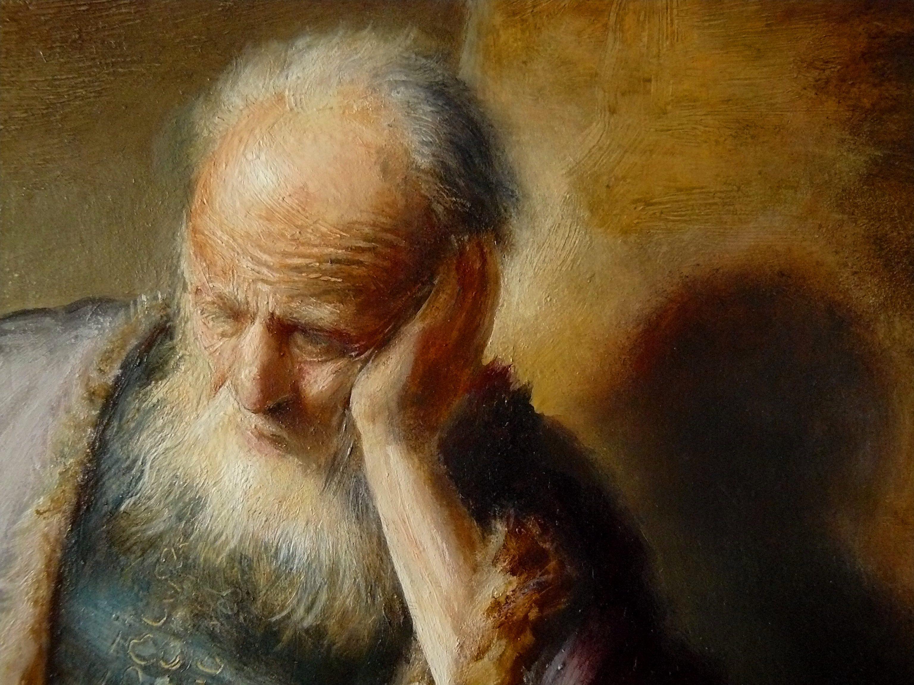schildertechniek van oude meesters